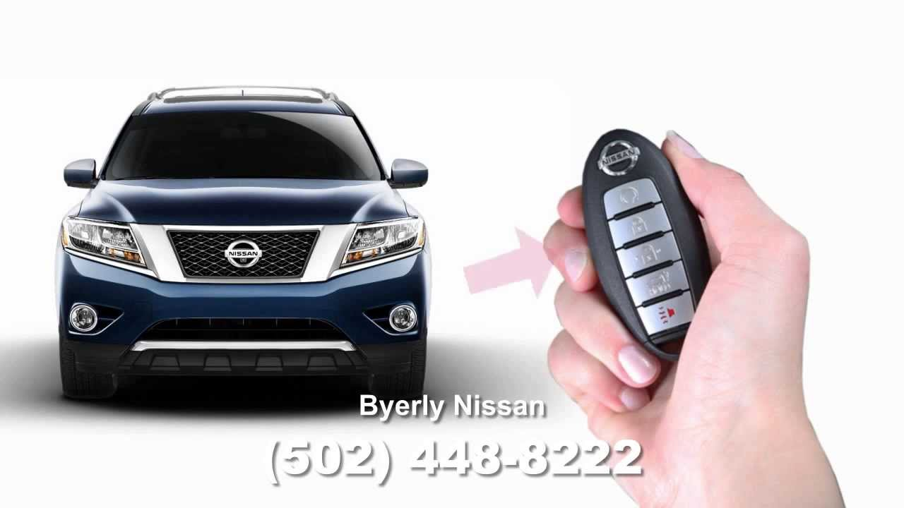 How To Use Remote Engine Start On Your 2014 Nissan Pathfinder From