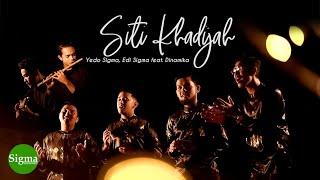 SITI KHADIJAH - Yedo Sigma, Edi Sigma Feat Dinamika (Cover)
