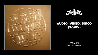 Justice - Audio, Video, Disco (WWW)