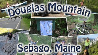 Douglas Mountain - Sebago Maine