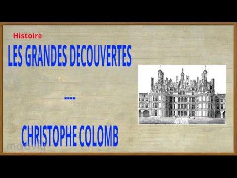 Histoire - Christophe Colomb