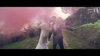 Свадебный клип - Алеся и Евгений (28.04.18) Daugavpils - MonoCrystal