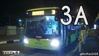 [G-AS] Debut - SG1798M on Service 3A - MAN NL323F A22 Euro 6 Gemilang
