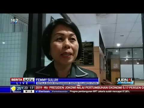 Ribuan Peserta di Sulawesi Utara Gagal Lulus Tes CPNS