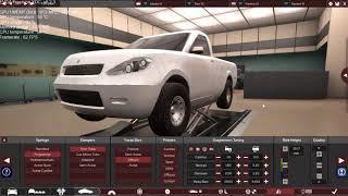 Game Update + Cool Pickup Truck