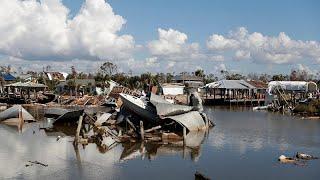 مئات المفقودين و27 قتيلا حصيلة ضحايا الإعصار مايكل في أربع ولايات…