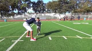 St. John Bosco Thanksgiving Football Practice 2017