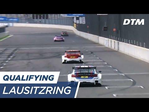 DTM Lausitzring 2017 - Qualifying (Race 2) - RE-LIVE (English)