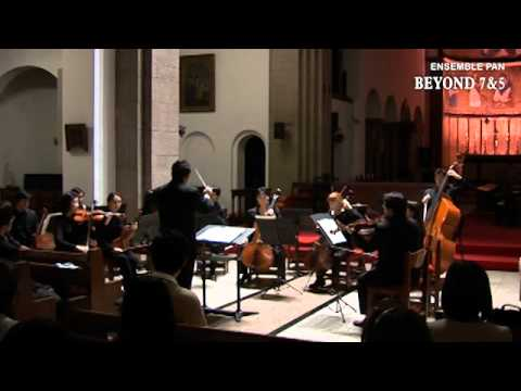 [Ensemble PAN] Divertimento for Strings(comp.Inkyu-Kim)_BEYOND7&5