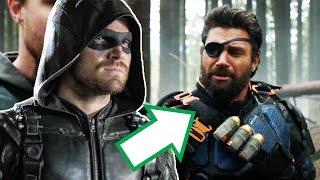 Deathstroke becomes a Hero & Major Season 6 Changes! - Arrow Season 5
