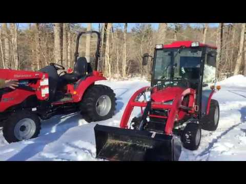 Mahindra Tractors Get Your Work Done Winter Youtube