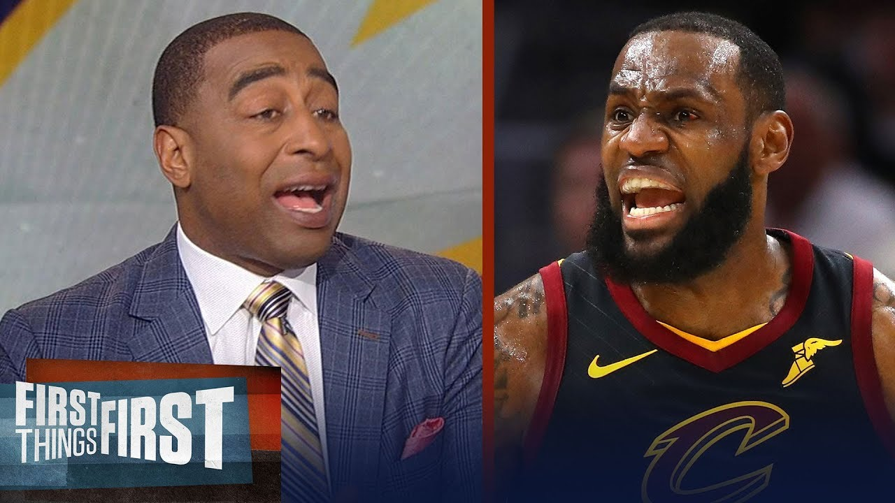 Cris Carter on why LeBron James must now leave Cleveland Cavaliers | NBA | FIRST THINGS FIRST