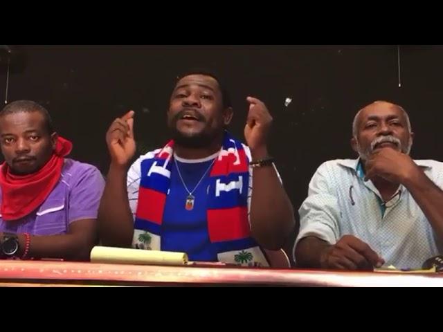 Mathias Komedyen Fe Konnen Lap Bloke Ayiti Dimanche