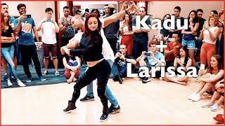 Amazing Brazilian Zouk Dance by Kadu Pires & Larissa Thayane at the 2018 DC Zouk Festival
