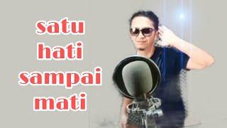 Satu Hati Sampai Mati - Mantan Vokalis | dangdut (video karaoke duet bareng lirik tanpa vokal) cover