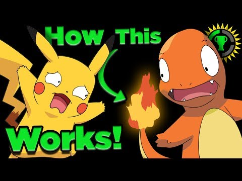 Thumbnail: Game Theory: POKEMON - The TERRIFYING TRUTH of Fire Pokemon