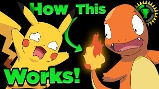 Game Theory POKEMON - The TERRIFYING TRUTH of Fire Pokemon