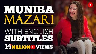 LEARN ENGLISH | MUNIBA MAZARI - We all are Perfectly Imperfect (English Subtitles)