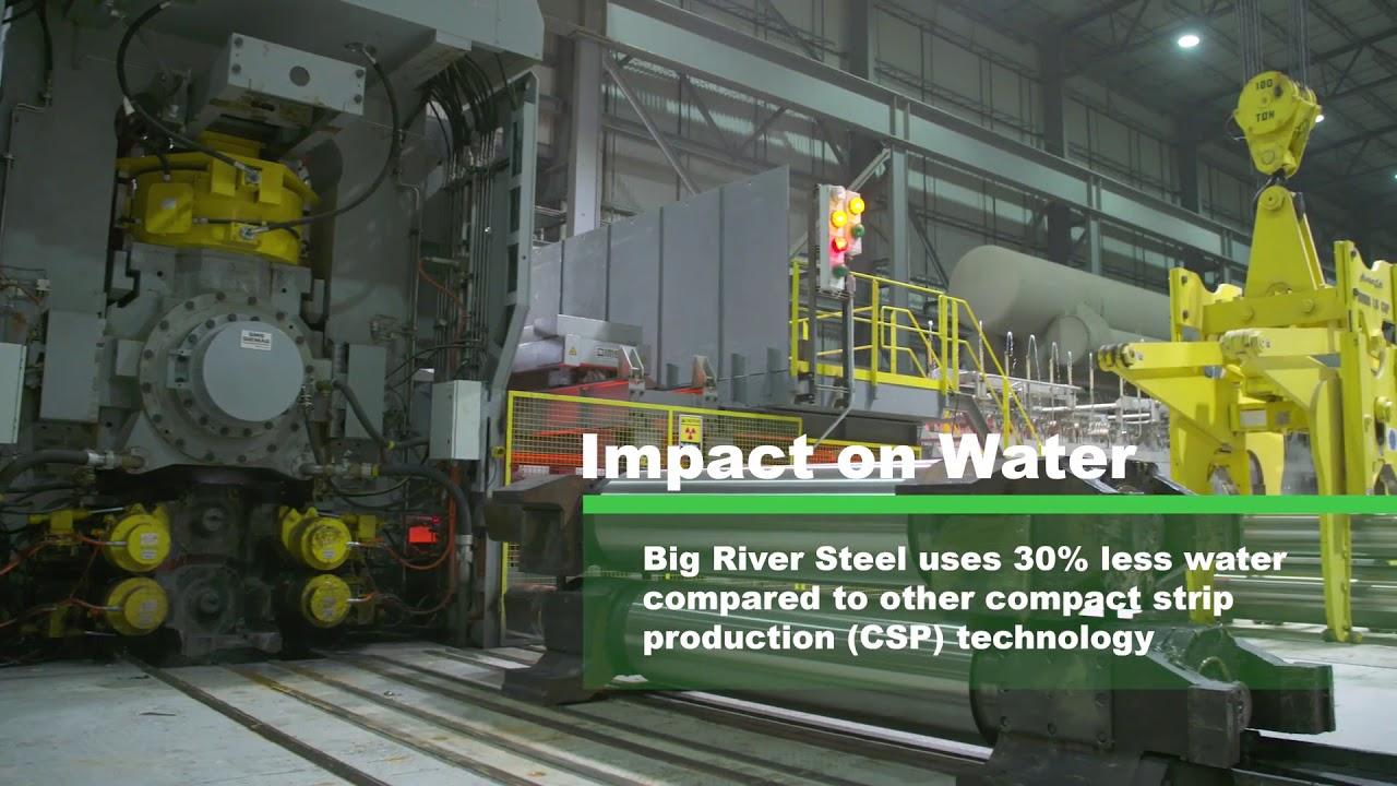 Chứng nhận LEED của Big River Steel|INVESTMOVEHãng tư vấn đầu tư di trú