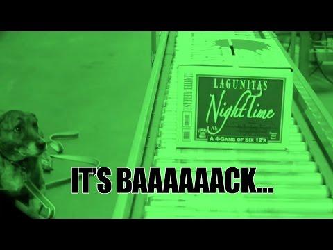 Lagunitas NightTime is back