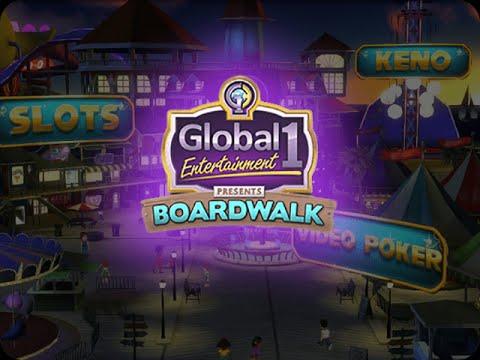 G1E Boardwalk - Global 1 Entertainment