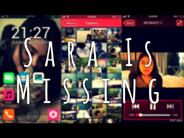 SIMULACRA: Superior Sequel to Sara is Missing . I was given the opportunity to take a look at the new release by the creators of Sara Is Missing, SIMULACRA.
