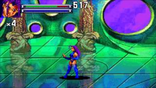 [GBA] X-Men: Reign of Apocalypse (RUS)  Прохождение / Walkthrough part 3