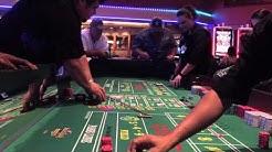 Live Casino Craps Game #3: Card Craps