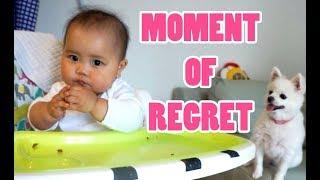 Moment Of Regret