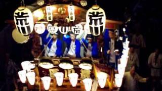 熊谷うちわ祭(2010年7月20日撮影) http://suriganenohibiki.we...