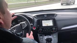 Honda CR-V 2019 ноябрь Выбор нового Авто для семьи