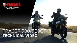 Yamaha Tracer900/Tracer900 GT Features & Benefits