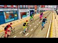 Bike Games - Extreme City Bicycle Race : Super BMX City Rider - Gameplay Android free games