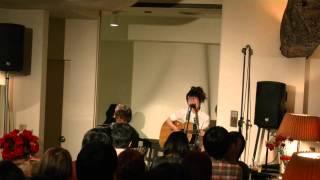 2014年5月11日(日) 松江駅前 カフェ クーランデール 奈都子ライブより ...