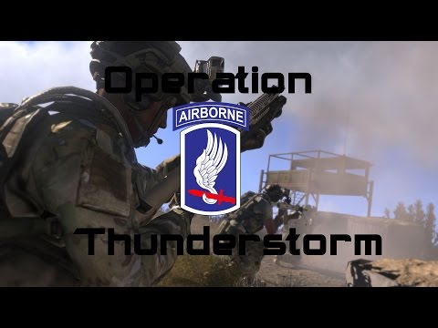 |Operation Thunderstorm| 173rd Airborne Brigade - Arma 3 Mil