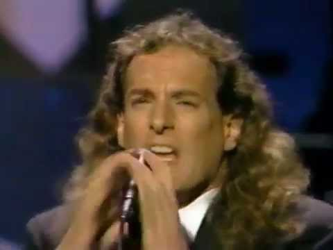 Joey Melotti w/Michael Bolton 1992 pt 1 Time Love and Tenderness