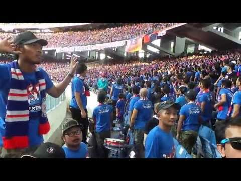 Final FA Cup 2013 - Johor Darul Takzim (Curva B.O.S) Part 4