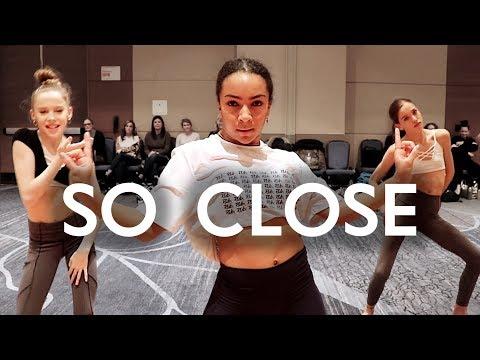 So Close - NOTD, Felix Jaehn & Captain Cuts ft Georgia Ku | Radix Dance Fix Season 3 | Brian Friedma