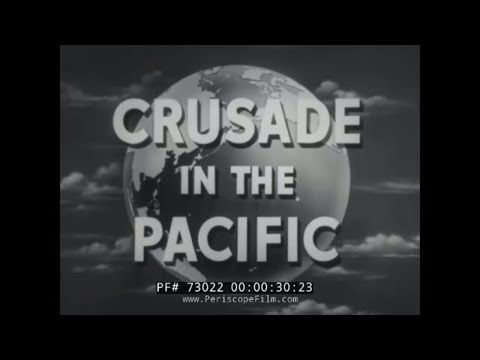 "CRUSADE IN THE PACIFIC TV SHOW Episode 22 ""SURRENDER AND OCCUPATION OF JAPAN""  73022"