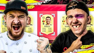 FIFA 20: 187 oder aufs ZZMAUL Fut Draft BATTLE 🔥🔥 vs Gamerbrother
