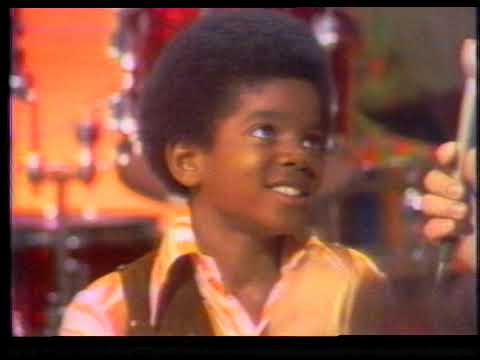 American Bandstand 1970- Interview Jackson 5