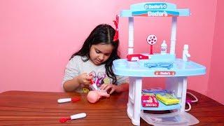 لعبة الدكتور  البيبي كيوت !!Baby Doll Doctor