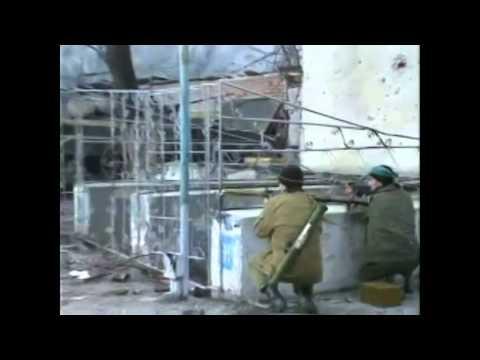 Приказано выжить и жить , Чечня документальный фильм. часть 2