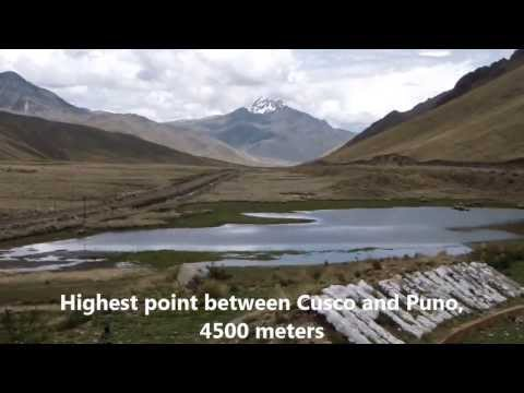 Driving in Peru. Highlights. Arequipa, Colca Canyon, Chivay, Southern Andes, Puno