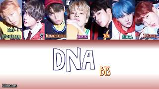 Video BTS - DNA | Sub (Han - Rom - Español) Color Coded Letra download MP3, 3GP, MP4, WEBM, AVI, FLV Agustus 2018