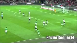 Oxlade-Chamberlain vs. Ireland