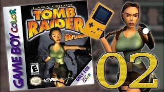 Tomb Raider Curse of the Sword GBC | Part 02 - Let