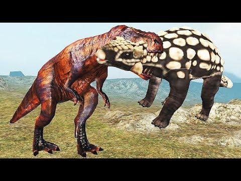 Real Dinosaur Simulator - Tyrannosaurus | Eftsei Gaming