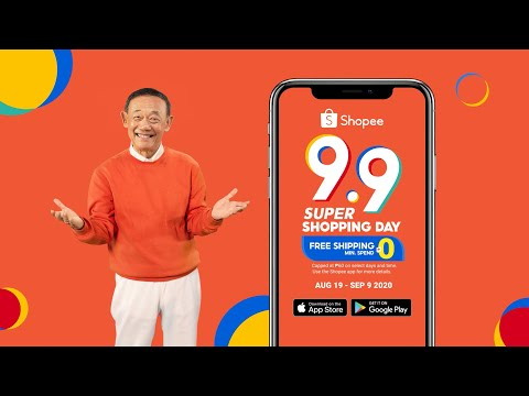 9.9 Super Shopping Day with Jose Mari Chan