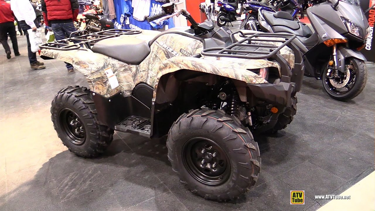 Yamaha Grizzly  Camo For Sale